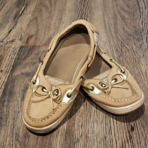 Top sider girl sperry's
